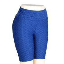 Load image into Gallery viewer, Push Up Leggings with High Waist and Elastic Knitted Spandex (Various Colors)