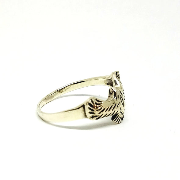 thunderbird ring - r110