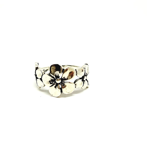 floral ring - r101