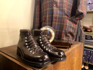 MONTEBELLO Cioccolato Leather - bvmilano.com