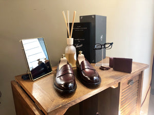 PONTACCIO Barolo Leather - Stradale Sole - bvmilano.com