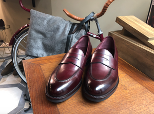 PONTACCIO Barolo leather - All-terrain Sole - bvmilano.com