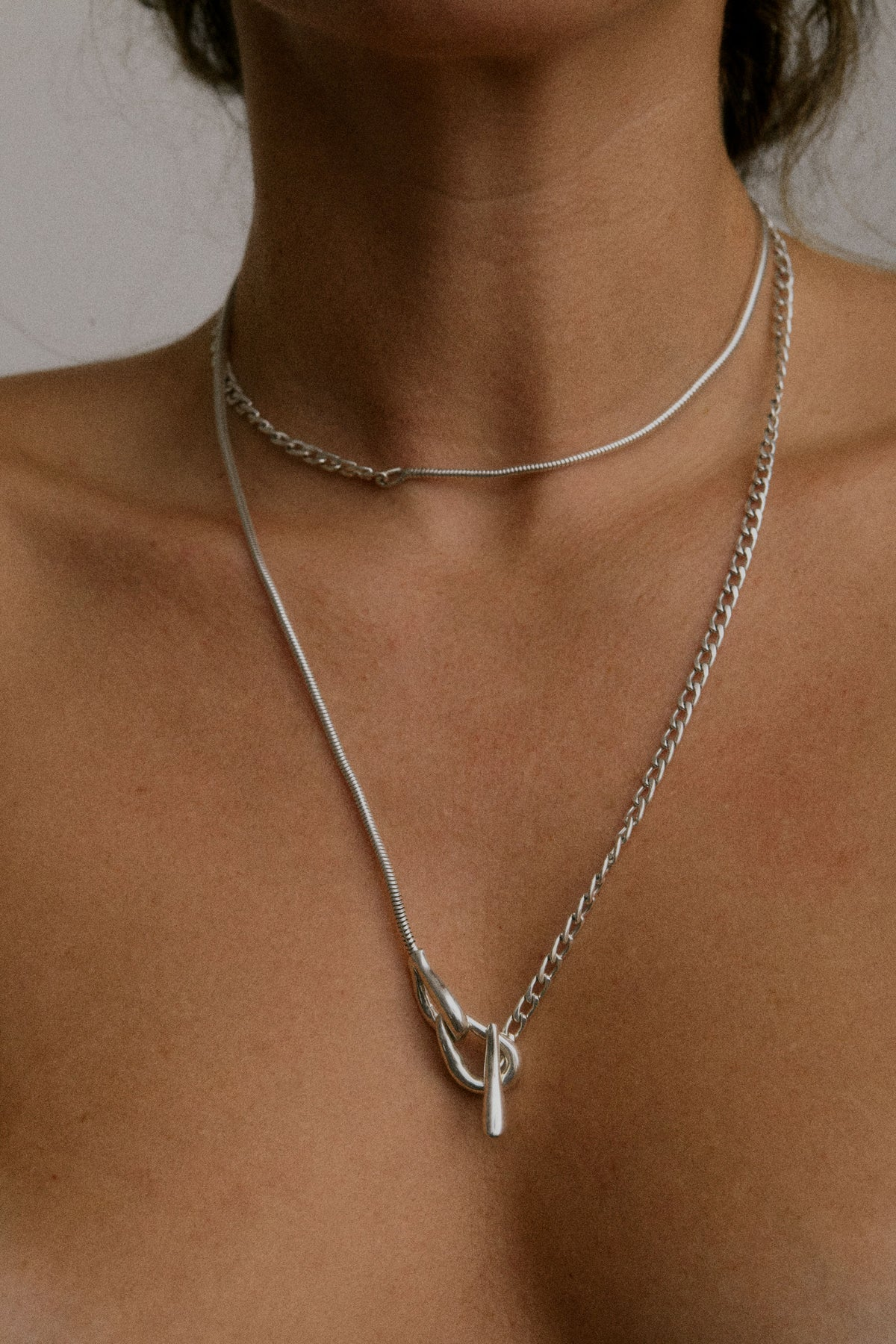 Abrazo Necklace
