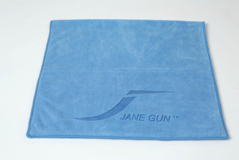 Blue Icon Sweat Towel - Jane Gun