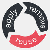 apply remove reuse CamTag