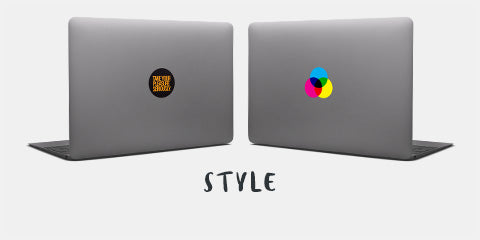 reusable privacy stickers that cover the cameras on phones, tablets, notebooks and desktop computers