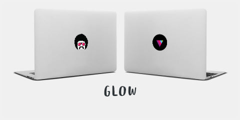 reusable privacy sticker that covers the cameras on phones, tablets notebooks and desktop computer