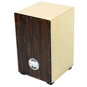 Ebony Stringed Flamenco Cajon