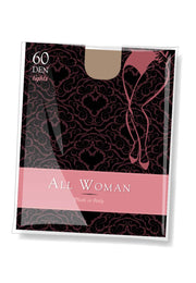 All Woman 60 denier luxury tights