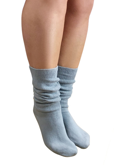 All Woman SuperWide cotton socks
