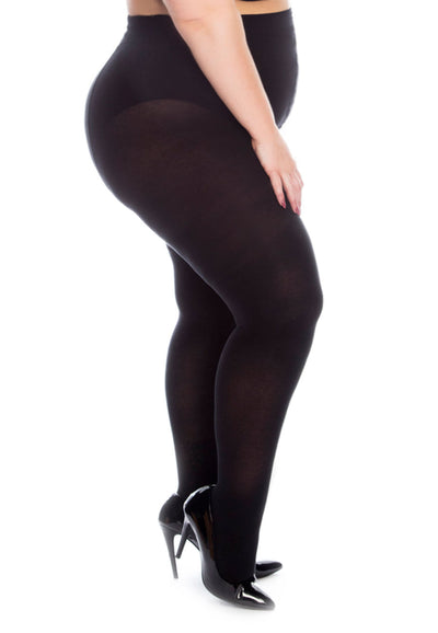 All Woman organic cotton tights