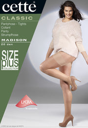 Cette Madison lycra 20 denier tights