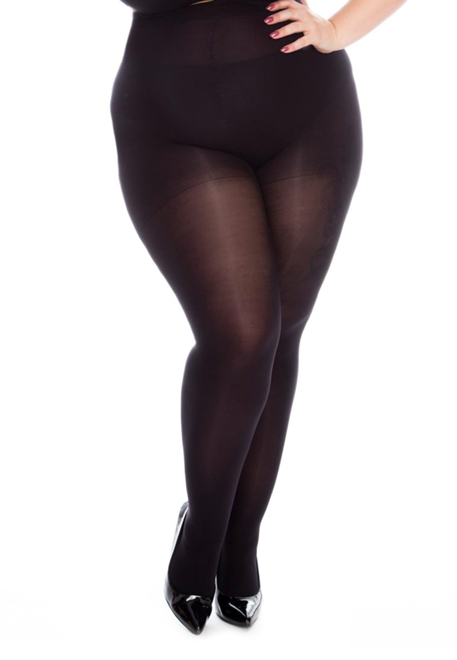 Maria 60 denier microfibre tights
