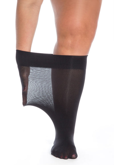 All Woman SuperWide 40 denier knee highs