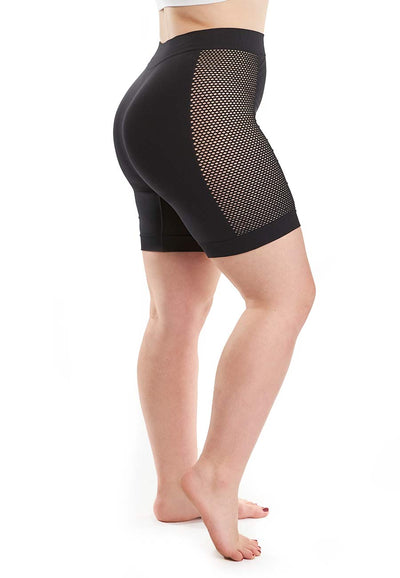 Urban anti chafing slip shorts