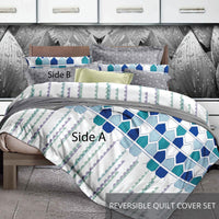 Relax Digna Fitted Sheet Set / Quilt Cover Set