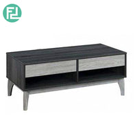 CHESTER 3.5ft 2 Drawer Coffee Table