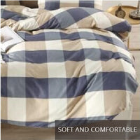 Relax Kindia Fitted Sheet Set / Quilt Cover Set