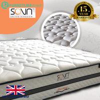 SOVN ABERDEEN Spring Mattress - Queen 5'