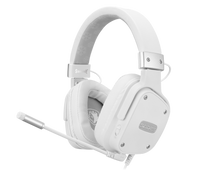 Sades Snowwolf Multi-platform Gaming Headset