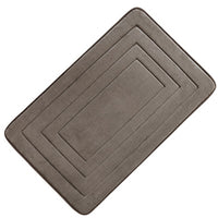 Bath Mat Bathroom Bedroom Non-slip Mats Foam Rug Shower Carpet for Bathroom Kitchen Bedroom 40x60cm 50x80cm ZA-003
