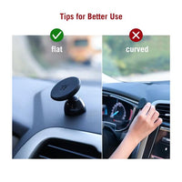 TaoTronics SH008 Car Phone Mount Support All Smartphones 4' to 6'