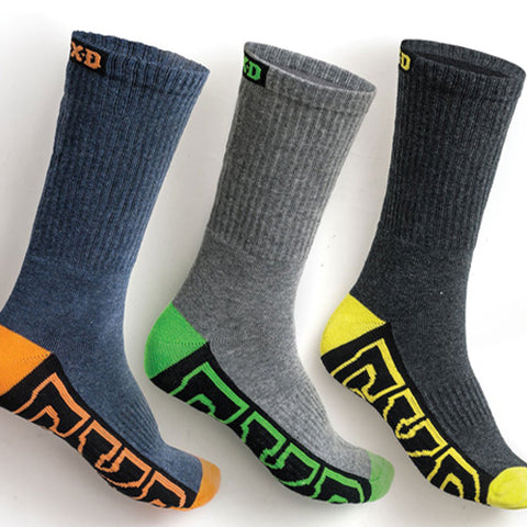 FXD Cotton Sock 5 Pack SK1