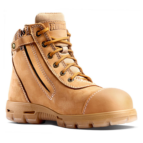 Redback Low Zipsider Safety Boot USCWZS