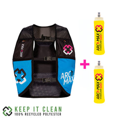 HV-4.5 Blue + 2 Soft Flask 500ml ARCh MAX