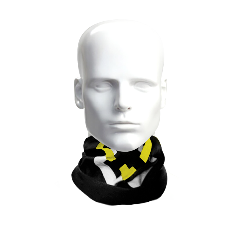 NeckBand / Sotocasco - Black/Yellow - ARCh MAX
