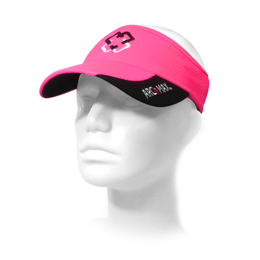 Visor ARCh MAX Ultralight Elastic - Pink - ARCh MAX
