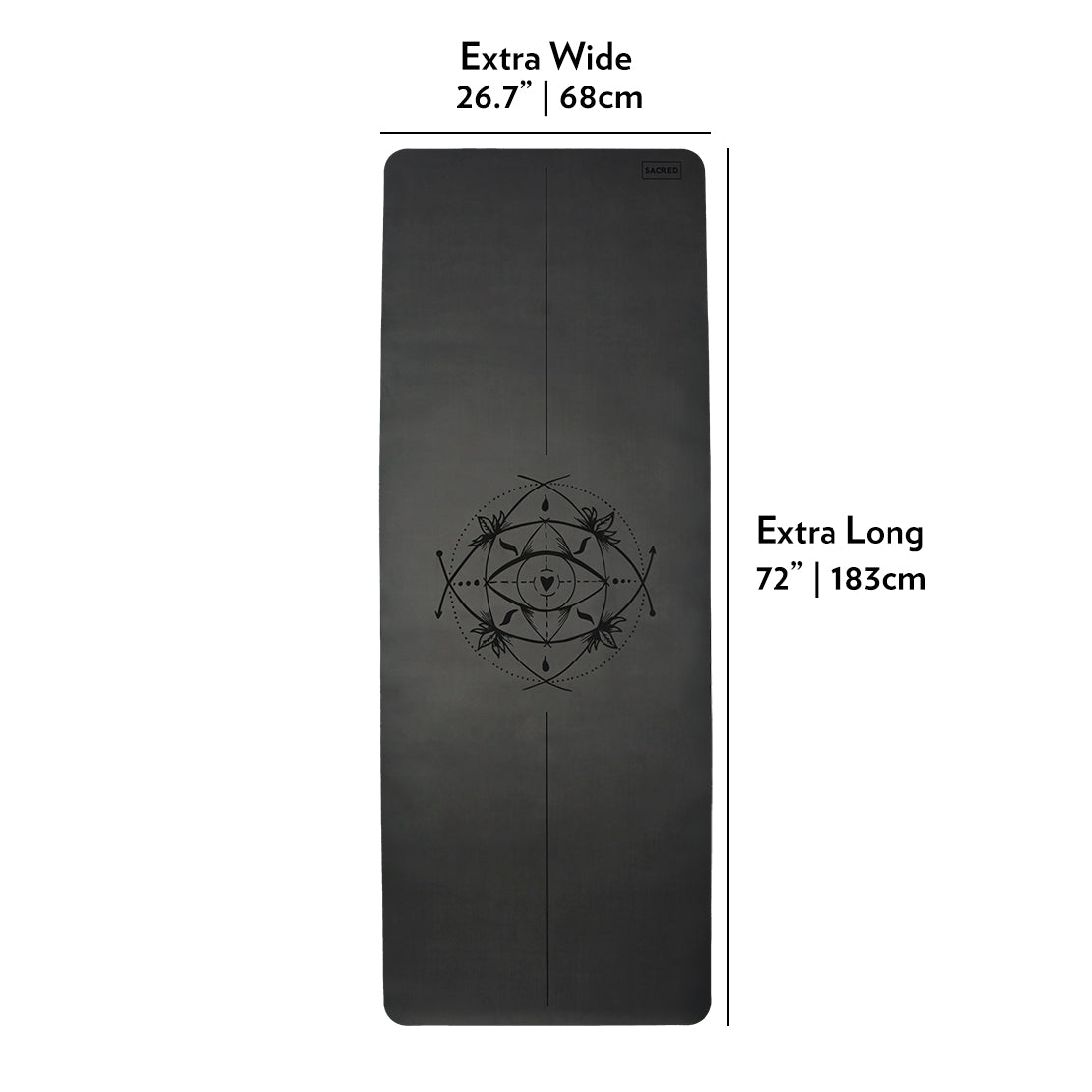 PRO MAT — EXTRA LONG & WIDE