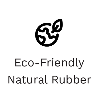 Eco-friendly Natural Rubber