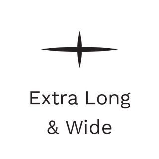 Extra Long & Wide