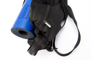 Yoga Mat Bag — White