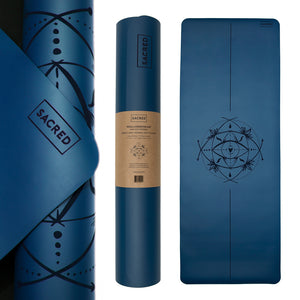 CORE MAT — STEEL BLUE