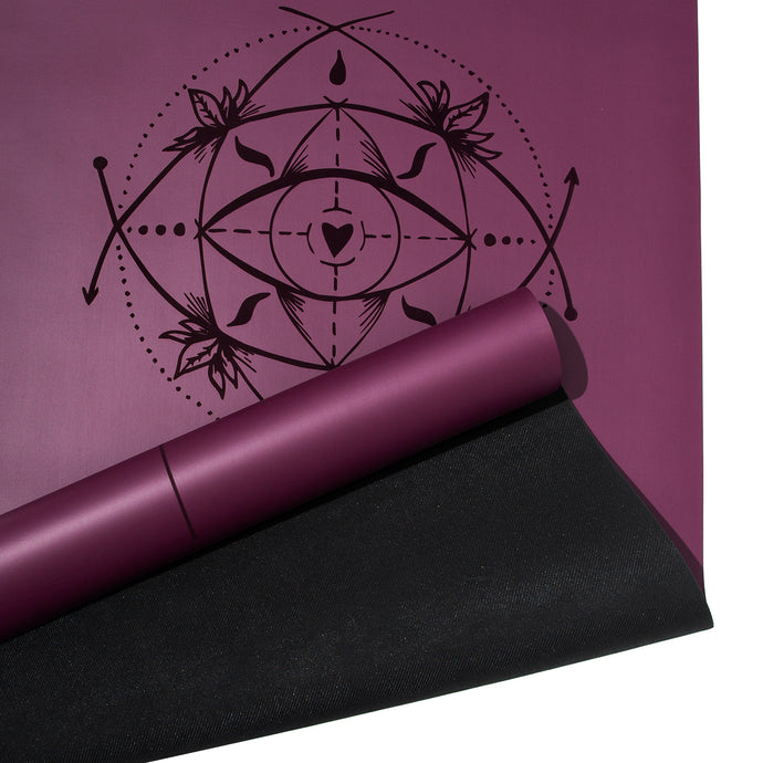 CORE MAT — PURPLE PLUM
