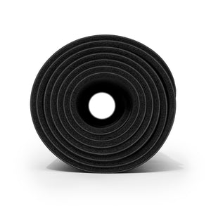 SACRED EYE YOGA MAT (BLACK CHARCOAL)