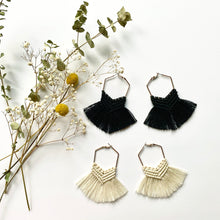Load image into Gallery viewer, Hexagon Earrings
