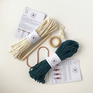 D.I.Y. Macrame Set with Video