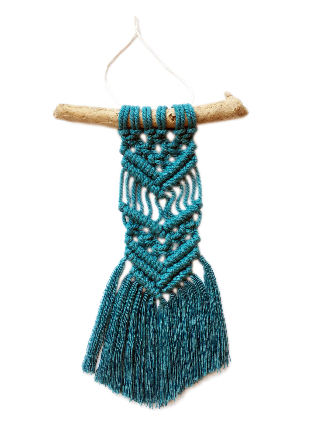 Teal Mini Hanging