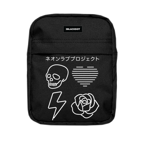 NEON LOVE PROJECT™ | NEON DEATH PACK (BLACK)