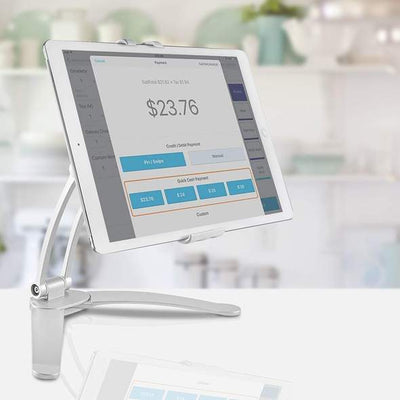 2-in-1 Kitchen Desktop Tablet Stand