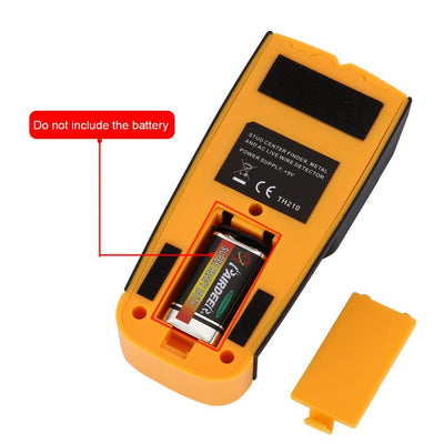 3-in-1 Multi-function Stud Center Finder Metal Detector