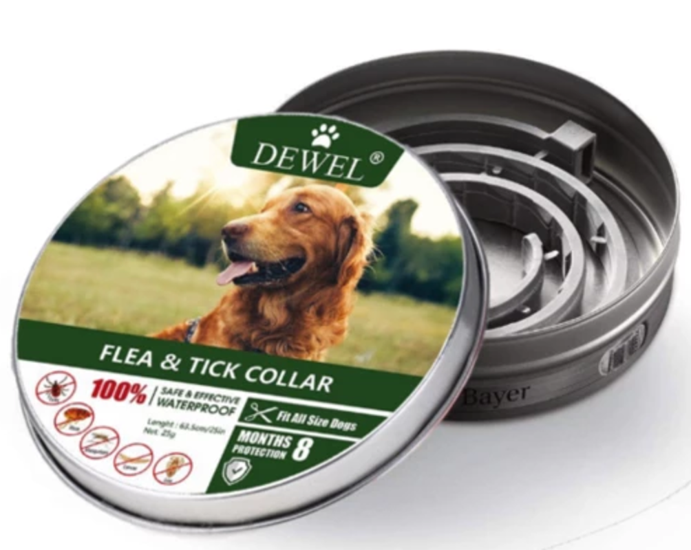 DEWEL™ Flea And Tick Collar For Dogs