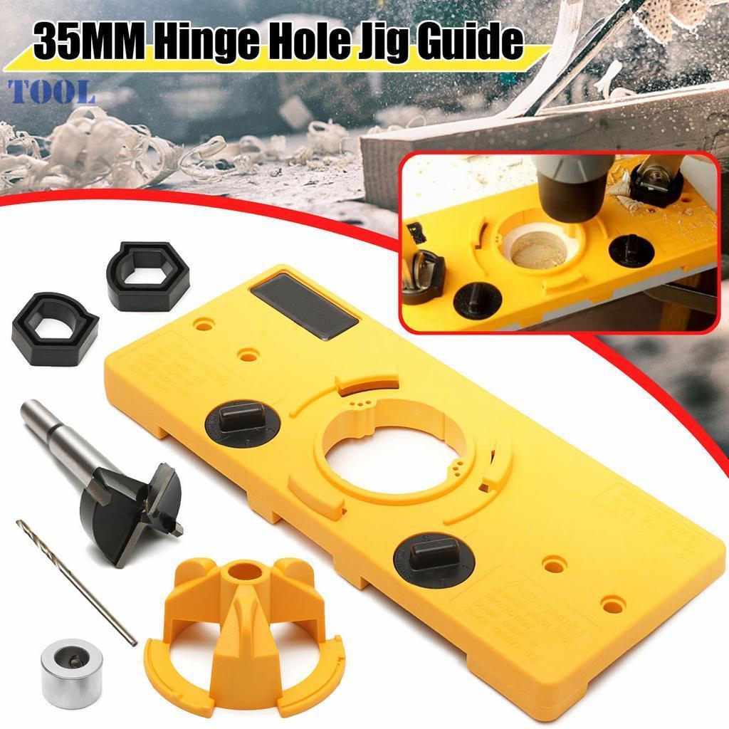 35MM Cup Style Hinge Boring Jig