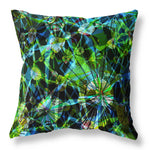 Fera Silvam Cushion - Blue I