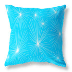 Dandelion Cushion - Azure Intenso X