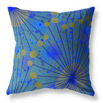 Delirium Cushion - Kanopi Blue