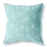 Dandelion Cushion - Ice Blue 50